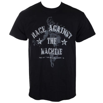 Herren T-Shirt Rage Against The Machine - Battle Black - ATMOSPHERE - PRO018