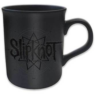 Keramiktasse Slipknot - Logo Star - ROCK OFF - SKMUG09