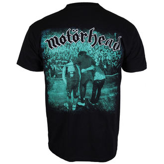 Herren T-Shirt Motörhead - Clean your Clock Green - ROCK OFF, ROCK OFF, Motörhead