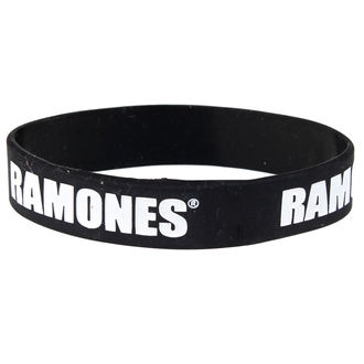 Gummiarmband Ramones - Logo Gummy Band - ROCK OFF - RAGUM01