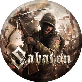 Anstecker Sabaton - The last stand - NUCLEAR BLAST - 25328