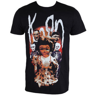 Herren T-Shirt Korn - Dolls - PLASTIC HEAD - PH10074