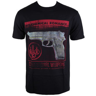 Herren T-Shirt My Chemical Romance - Conventional Weapons Vol 1 - PLASTIC HEAD - PH10137