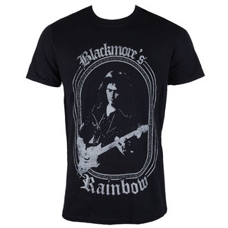 Herren Metal T-Shirt Rainbow Blackmore´s PLASTIC HEAD PH9980, PLASTIC HEAD, Rainbow