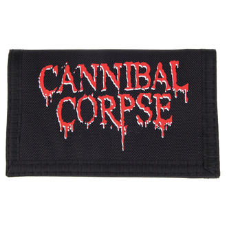 Geldbörse Cannibal Corpse - Logo - PLASTIC HEAD, PLASTIC HEAD, Cannibal Corpse