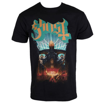Herren T-Shirt Ghost Meliora PLASTIC HEAD PH10201