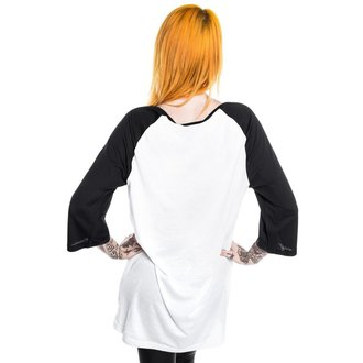 Damen Tunika Piss Off Raglan KILLSTAR KIL472
