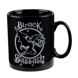 Tasse Black Sabbath - 45th Anniversary - ROCK OFF, ROCK OFF, Black Sabbath