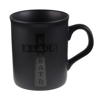 Tasse Black Sabbath - Cross - ROCK OFF, ROCK OFF, Black Sabbath