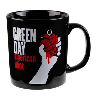Tasse Green Day - American Idiot - ROCK OFF, ROCK OFF, Green Day