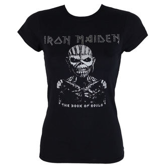 Damen Metal T-Shirt Iron Maiden - The Book Of Souls - ROCK OFF, ROCK OFF, Iron Maiden