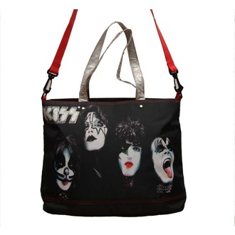Tasche (Handtasche) KISS - Painted Faces of Rock n Roll - HYP-108022