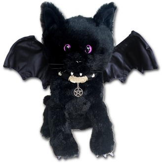 Plüschtier SPIRAL - BAT CAT - Winged Collectable Soft, SPIRAL