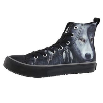 High Top Sneakers - WOLF CHI - SPIRAL, SPIRAL