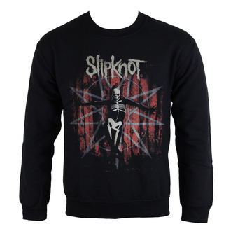 Herren Sweatshirt Slipknot - The Grey Chapter Star - ROCK OFF, ROCK OFF, Slipknot
