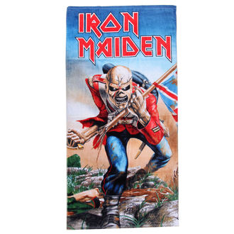 Handtuch Iron Maiden The Trooper  - BTIM02