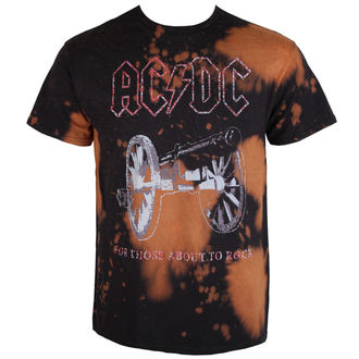 Herren T-Shirt Metal AC-DC - About to Rock - BAILEY, BAILEY, AC-DC