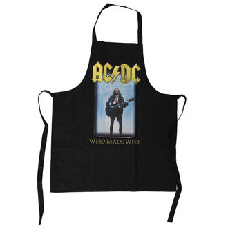 Schürze AC / DC - Who Made Who Apron - LOW FREQUENCY - ACAP050015