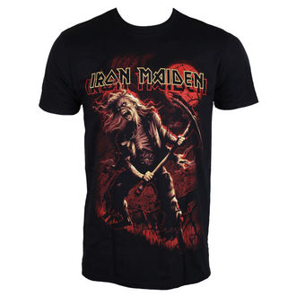 Herren T-Shirt Metal Iron Maiden - Benjamin Breeg - ROCK OFF, ROCK OFF, Iron Maiden