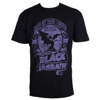 Herren T-Shirt Metal Black Sabbath - Lord Of This World - ROCK OFF, ROCK OFF, Black Sabbath