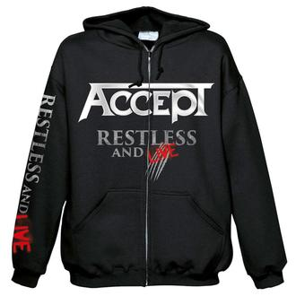 Herren Hoodie Accept - Restless and live - NUCLEAR BLAST, NUCLEAR BLAST, Accept