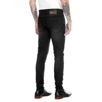 Herren Hose STRAIGHT TO HELL - James Garage, STRAIGHT TO HELL