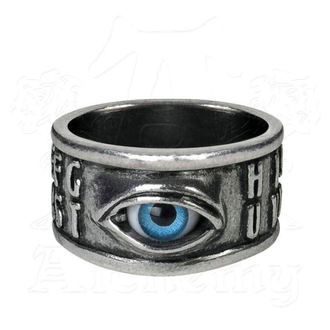 Ring ALCHEMY GOTHIC - Ouija Eye, ALCHEMY GOTHIC