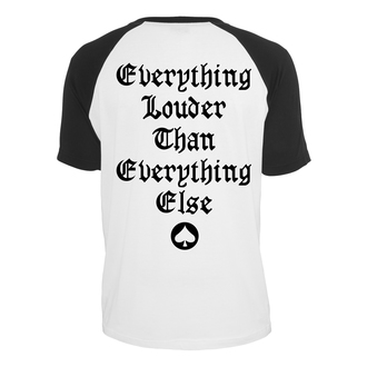 Herren T-Shirt Metal Motörhead - Everything Louder -, Motörhead