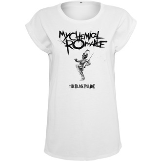Damen T-Shirt Metal My Chemical Romance - Black Parade Cover -, My Chemical Romance