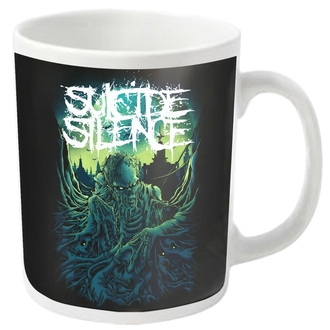 Tasse SUICIDE SILENCE - ZOMBIE ANGST - PLASTIC HEAD, PLASTIC HEAD, Suicide Silence