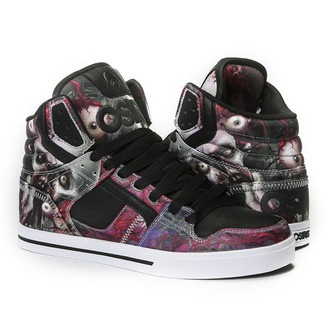 Damen High Top Sneakers - Clone Huit/Zombie - OSIRIS, OSIRIS