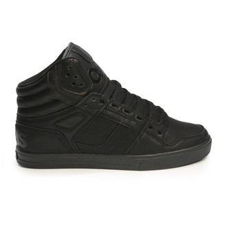 Damen High Top Sneakers - Clone Black/Metal - OSIRIS, OSIRIS