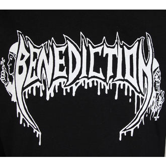 Damen Hoodie Benediction - Old School -, NNM, Benediction