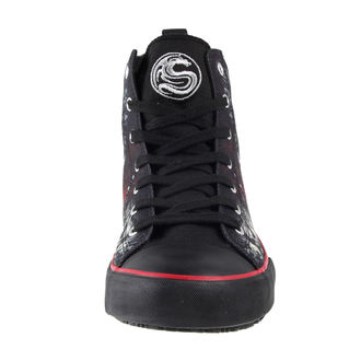 High Sneakers Herren - DEATH BONES - SPIRAL, SPIRAL