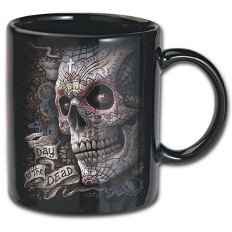 Tassen (2er Set) SPIRAL - DAY OF THE DEAD, SPIRAL