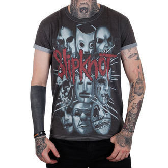 T-Shirt Slipknot, NNM, Slipknot
