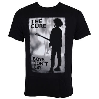 Herren T-Shirt Metal - THE CURE - AMPLIFIED, AMPLIFIED, Cure