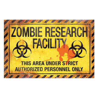 Schild Zombie Research Facility