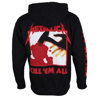 Herren Kapuzenpullover Metallica - Kill 'Em All -, NNM, Metallica