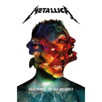 Poster METALLICA - PYRAMID POSTERS, PYRAMID POSTERS, Metallica