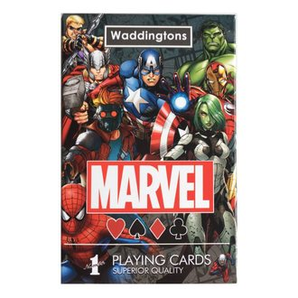 Spielkarten Marvel Comics