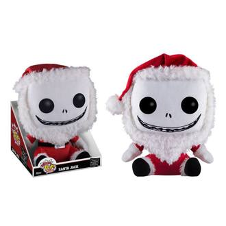Plüschfigur Nightmare Before Christmas - Santa, NIGHTMARE BEFORE CHRISTMAS, Nightmare Before Christmas