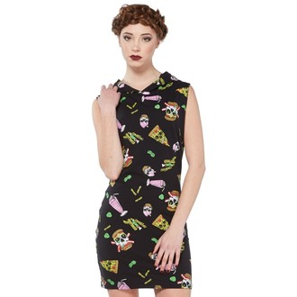 Damen Kleid JAWBREAKER - Twisted Fast Food, JAWBREAKER