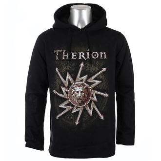 Herren Hoodie Therion - LION - CARTON, CARTON, Therion