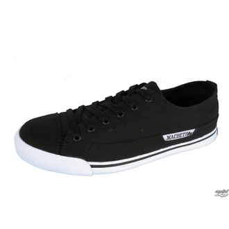 Schuhe MACBETH - Matthew - BLACK/WHITE