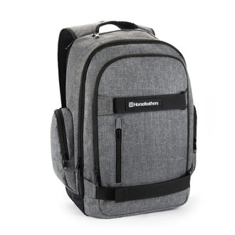 Rucksack HORSEFEATHERS - BOLTER - Heather Gray, HORSEFEATHERS