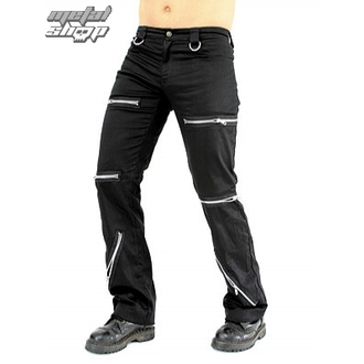 Herrenhose Black Pistol - Destroy Pants Black Denim - B-1-20-001-00
