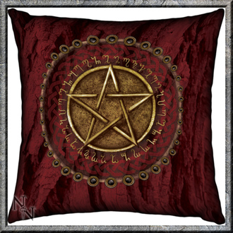 Kissen Pentagram - Red - B0556B4