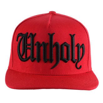 Cap BLACK CRAFT - Red Unholy, BLACK CRAFT