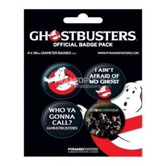 Button - Ghostbusters - BP80187 - Pyramid Posters